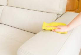 Lavagem de sofá: como limpar seu sofá