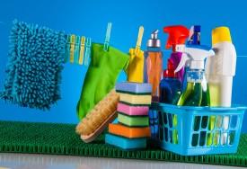 Quais são os produtos de limpeza essenciais para sua casa?