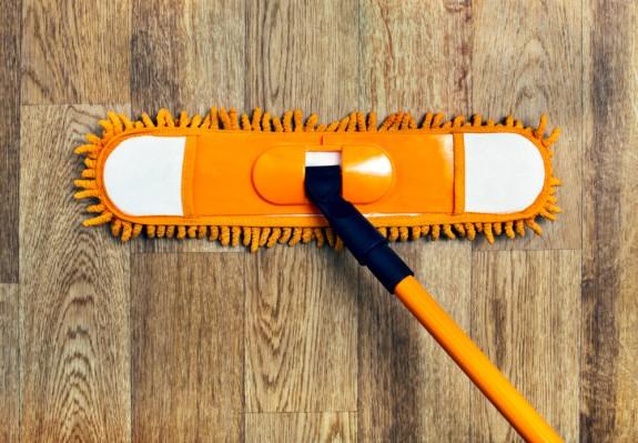 Limpiador de pisos de madera y flotantes | Cleanipedia