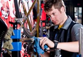 Produtos essenciais para a limpeza de bicicletas