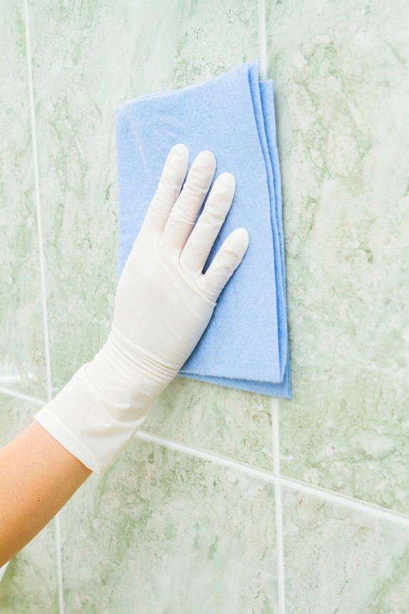 Productos antibacteriales para la limpieza del hogar