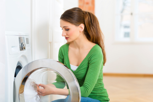how to machine wash clothes