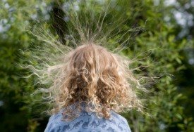 How to Get Rid of Static Electricity on Clothes
