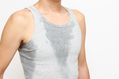How to remove sweat stains smell cleanipedia for Sweat stains on shirt