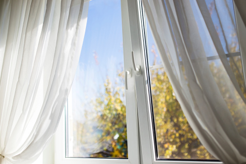 How To Clean Net Curtains