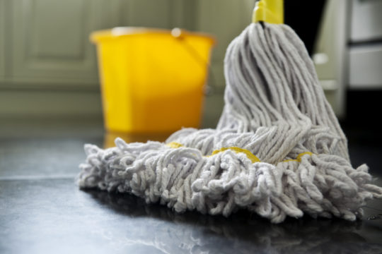 How To Clean A Granite Floor