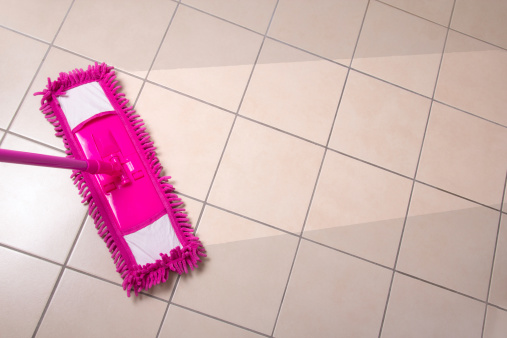 Charming Cleaning Floor Tiles