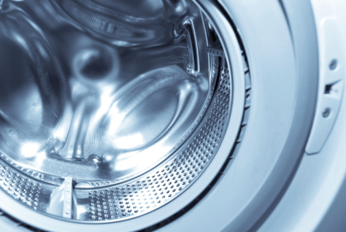 how to clean out a washing machine