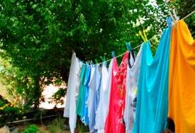 How to Remove Colour Stains from Clothes