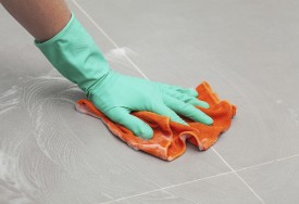 How to Clean Porcelain Tiles