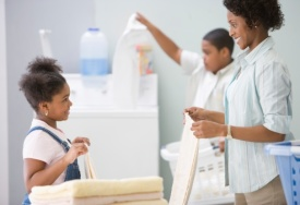 Household Cleaning Tips for Families