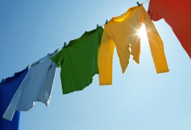 Colour Run Removers & How to Remove Dye From Clothes