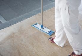 Cara membersihkan marmer dan perawatan lantai granit