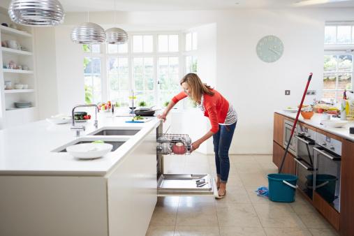 Küche Putzen| Saubere Küche | Cleanipedia
