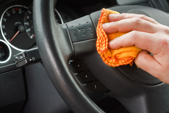 Car Cleaning Tips: The Interior