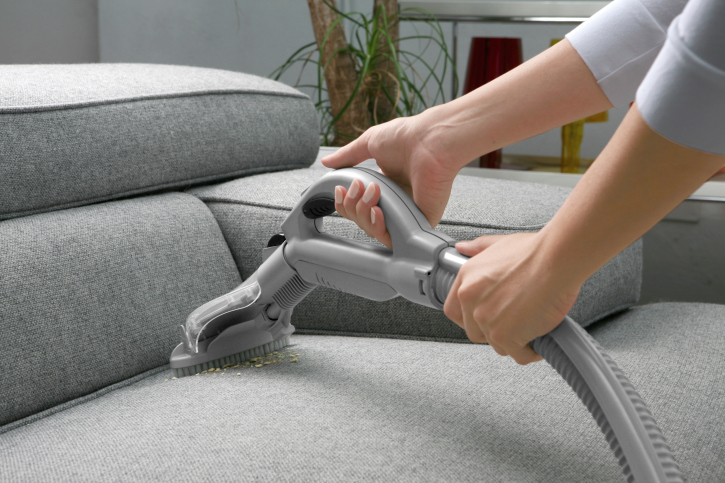 Beautiful Using Furniture Cleaners: 4 Essential Tips On How To Clean The Sofa And  Chairs