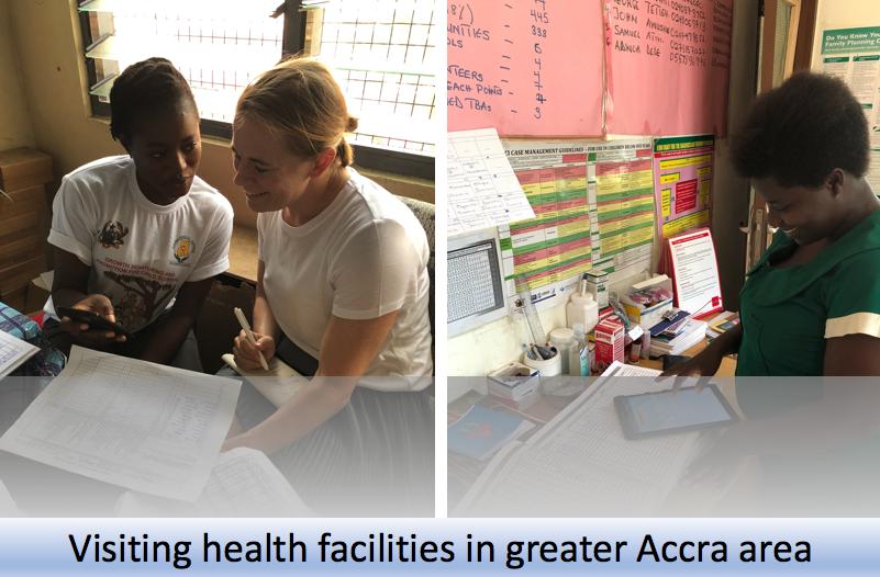 Ghana DHIS2 Tracker healthcare