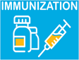 WHO immunization package icon
