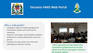 Tanzania HMIS