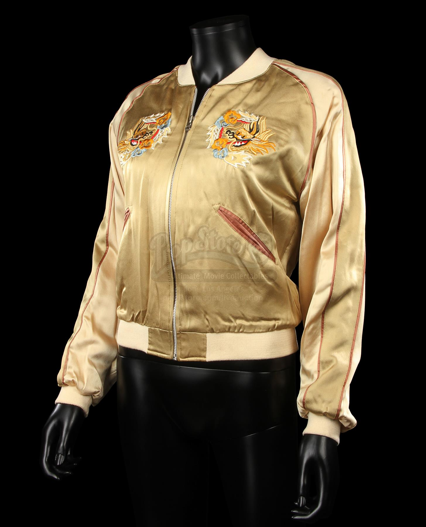 Lara Croft Tomb Raider The Cradle Of Life 2003 Lara Croft S Angelina Jolie Tiger Jacket Current Price 6500