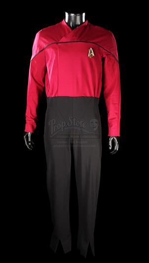 STAR TREK: VOYAGER (TV 1987-1994) - Future Starfleet