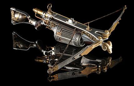 van helsing weapons