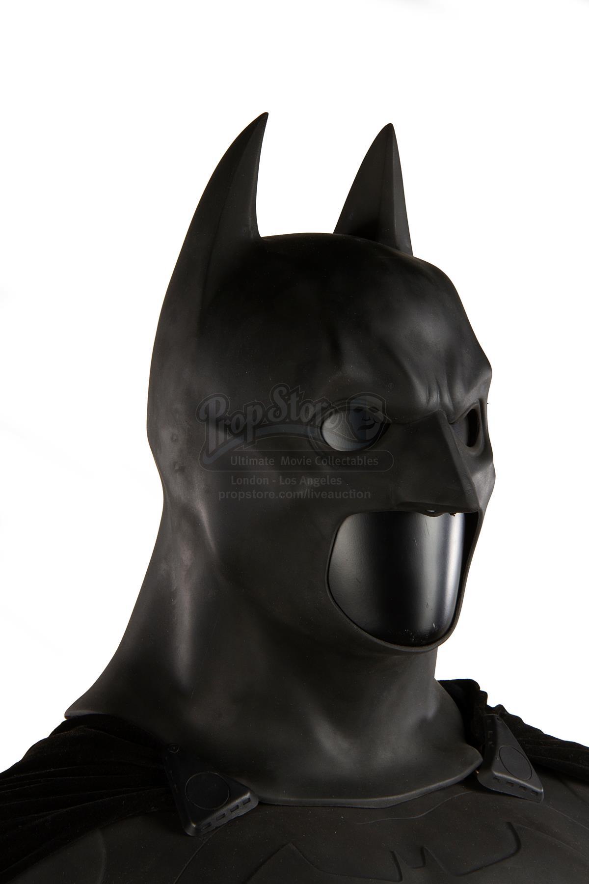 Batman Begins 2005 Batmans Batsuit Current Price 80000