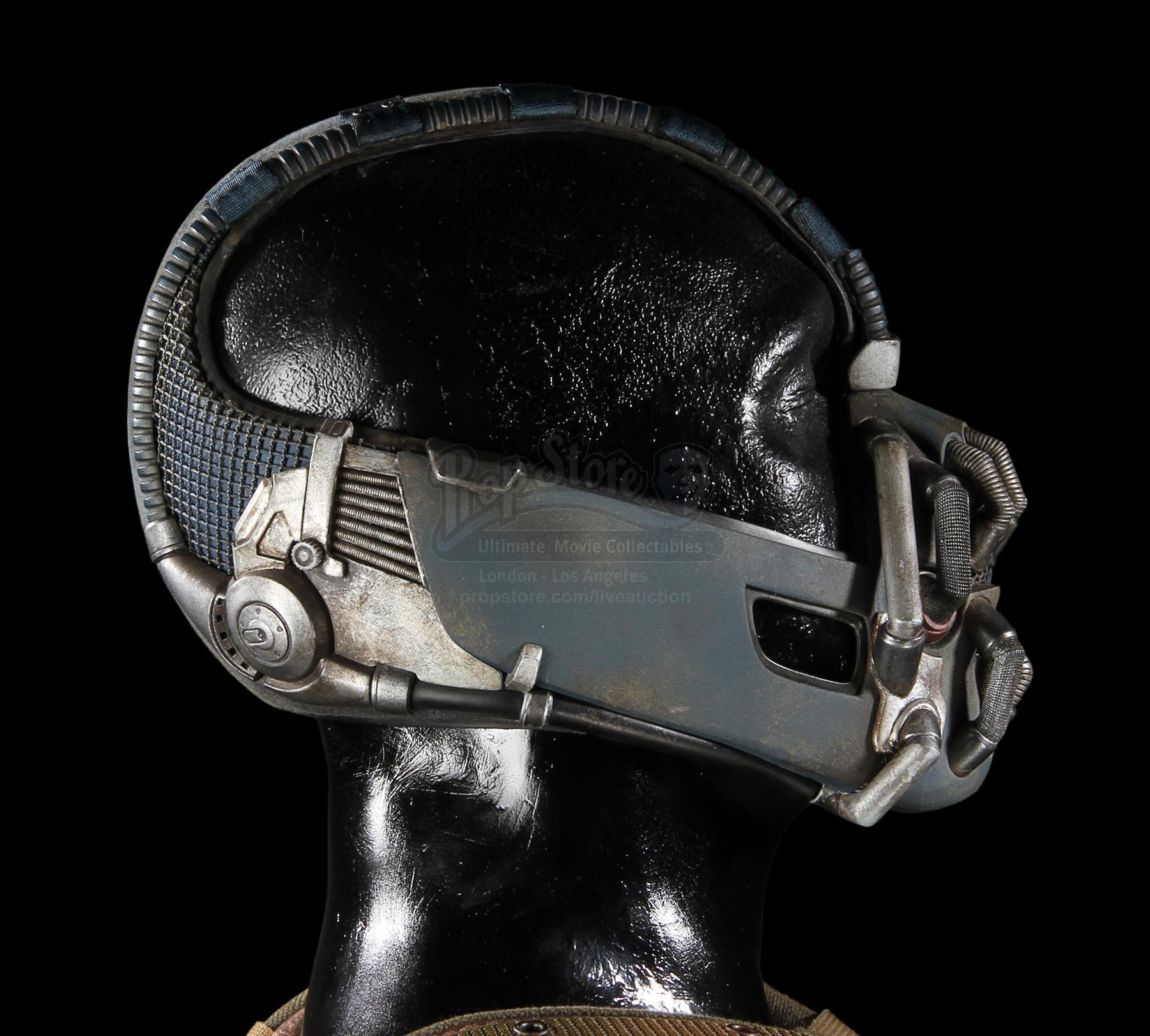 Lot # 545. Baneu0027s (Tom Hardy) Costume & THE DARK KNIGHT RISES (2012) - Baneu0027s (Tom Hardy) Costume - Current ...