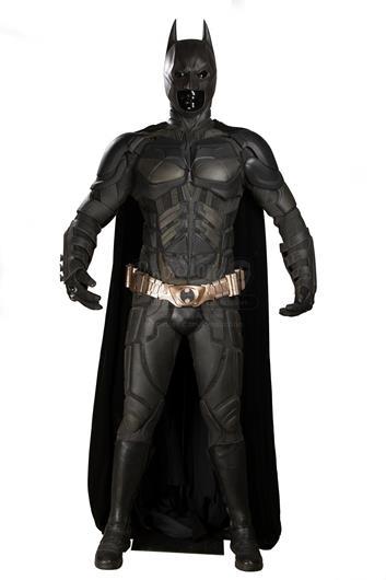 ... u2020. Lot # 546. Batmanu0027s Batsuit THE DARK KNIGHT ...  sc 1 st  Prop Store Auction & THE DARK KNIGHT RISES (2012) - Batmanu0027s Batsuit - Current price: £160000