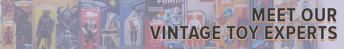 Meet the Vintage Toy Auctions Team