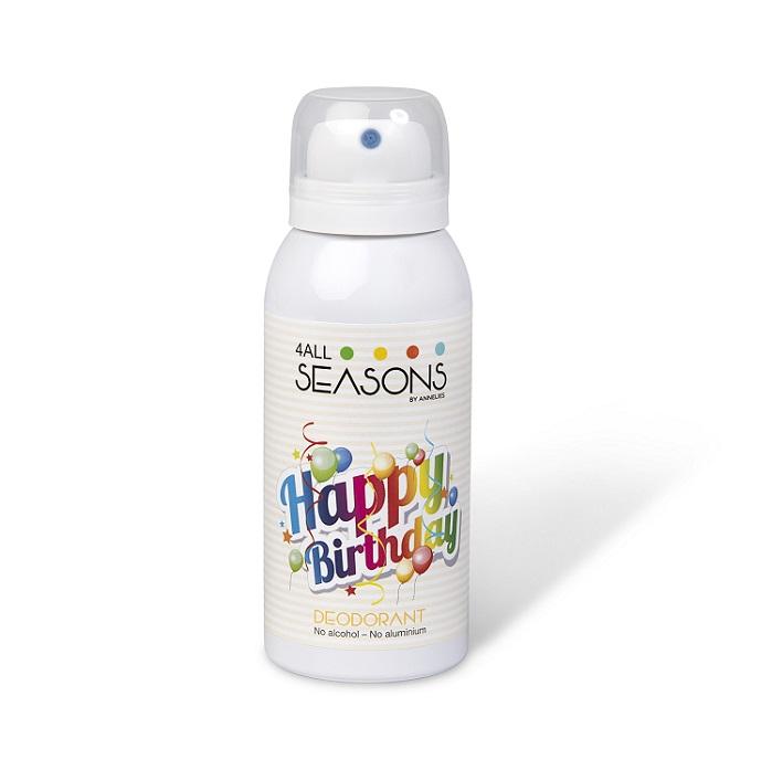 7446046327382-deodorant-Happy-birthday-100ml-4allseasons-www-sajovi-nl