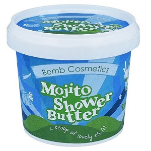 Bomb cosmetics nederland mojito shower butter www sajovi nl