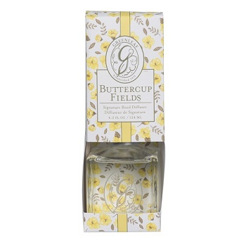 Greenleafgifts signature reed diffuser buttercup fields www sajovi nl