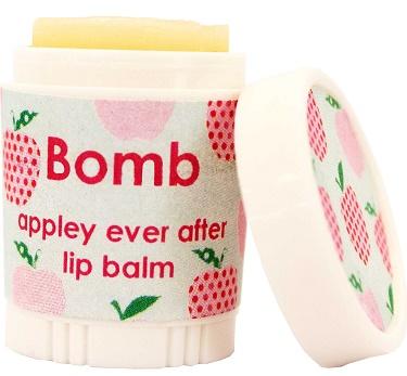 Appley ever after lip balm bomb cosmetics new www sajovi nl