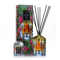 Wtlgdif001 wild things reed diffuser candles ashleigh burwood dierentuin www sajovi nl