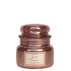 Villagecandle mini metallic candle www sajovi nl