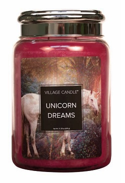 Fantasy collection village candle www sajovi nl