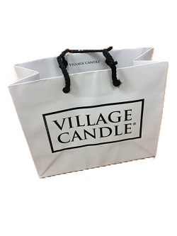 Villagecandle folder tasjes leaflet geurkaars matches lucifers soybelnded www sajovi nl