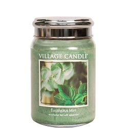 Eucalyptusmint 26oz ml candle villagecandle www sajovi nl