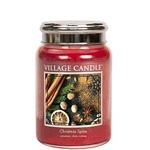 Christmasspice 26oz ml candle villagecandle www sajovi nl