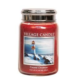 Coastalchristmas 26oz ml candle villagecandle www sajovi nl