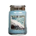 Village candle sea salt surf large jar www sajovi nl
