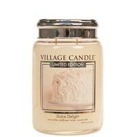 Village candle dolce delight large jar www sajovi nl