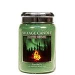 Village candle fireside fir large candle geurkaarsen interieurgeuren kaars herfst kerst winter www sajovi nl