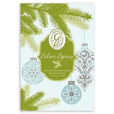 Silver spruce large sachet