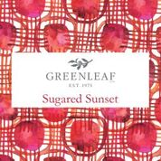 Greenleaf sugared sunset icon www greenleafgifts nl