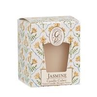 Gl candle cube votive jasmine www sajovi nl