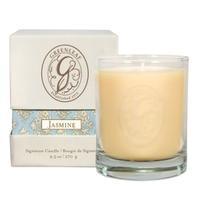 Jasmine boxed jar candle