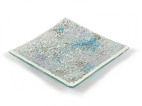 Ab179 mosaic plate small fairy land