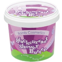 Cleansing shower butter blackcurrant shower butter bomb cosmetics www sajovi nl